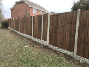 7ft High Fencing Oakwood, Derby