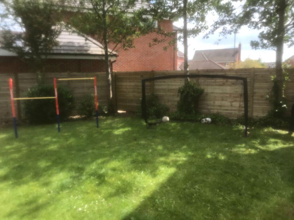 Contemporary Garden Fencing Derby