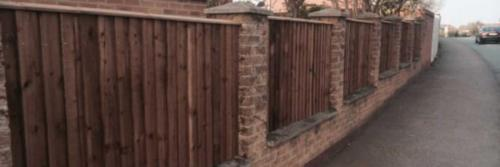 Close Board Fencing Nottingham