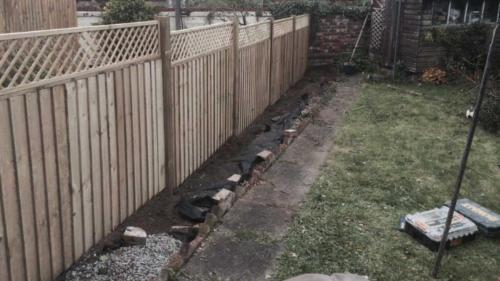 Wooden Fencing Swadlincote