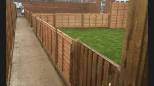 Timber Fencing Derby