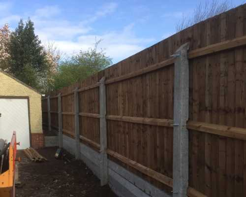 fence repair Ashbourne