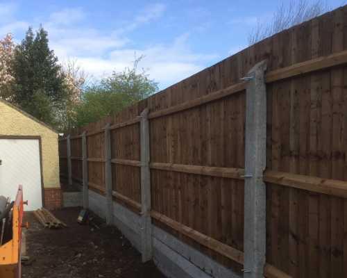 fence repair Ashbourne