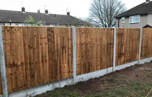 fence repair nottingham