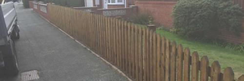 picket fencing Derby